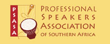 Clive Simpkins is a member of the Professional Speakers Association of Southern Africa.